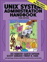 UNIX System Administration Handbook PDF