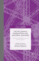 The Millennial Generation and National Defense
