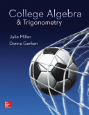 College Algebra   Trigonometry PDF
