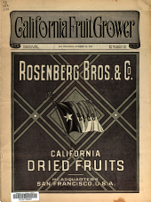 California Fruit News: Volume 46, Issue 1266