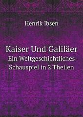 Kaiser Und Galil?er