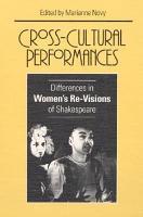 Cross cultural Performances PDF