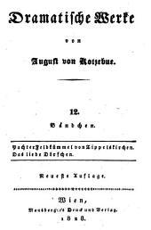 Pachter Feldkümmel von Tippelskirchen. Das liebe Dörfchen: Volume 12