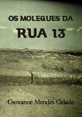 Os Moleques Da Rua 13 Volume único (Papel A4)