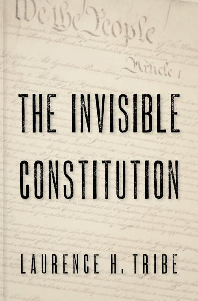 Download The Invisible Constitution Book