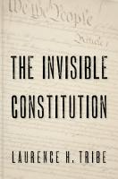 The Invisible Constitution PDF