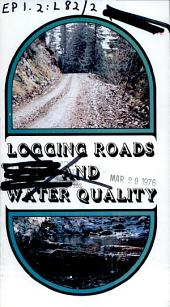 Logging roads and water quality