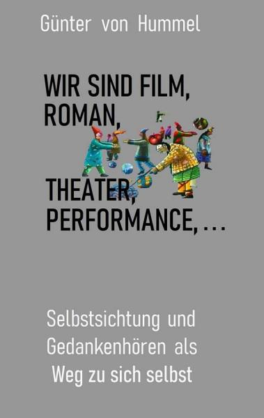 Wir Sind Film Roman Theater Performance