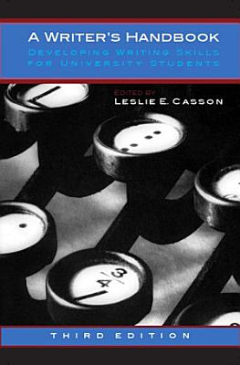 A Writer s Handbook   Third Edition PDF
