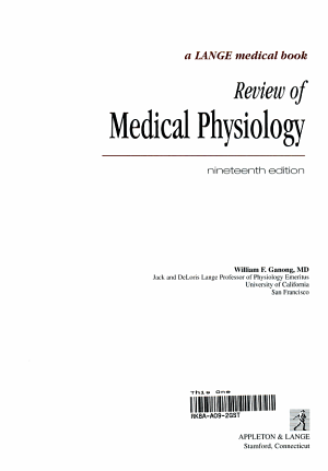 Review of Medical Physiology PDF