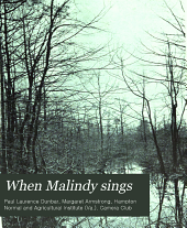 When Malindy Sings [poems]