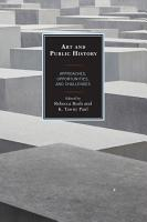 Art and Public History PDF