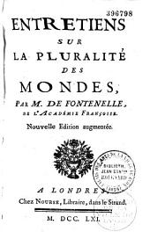Oeuvres choisies de Fontenelle