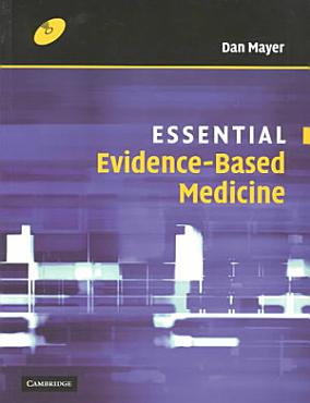 Essential Evidence Based Medicine PDF