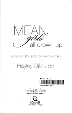 Mean Girls All Grown Up PDF