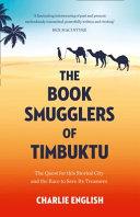 The Book Smugglers of Timbuktu