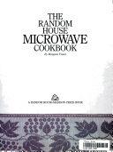 The Random House Microwave Cookbook