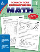 Common Core Connections Math, Grade 1