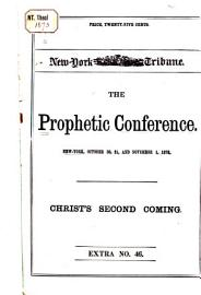 The Prophetic Conference PDF