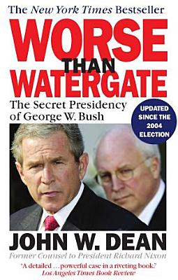 Worse than Watergate