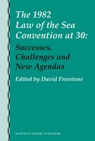 The 1982 Law of the Sea Convention at 30 PDF