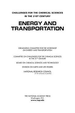Energy and Transportation PDF
