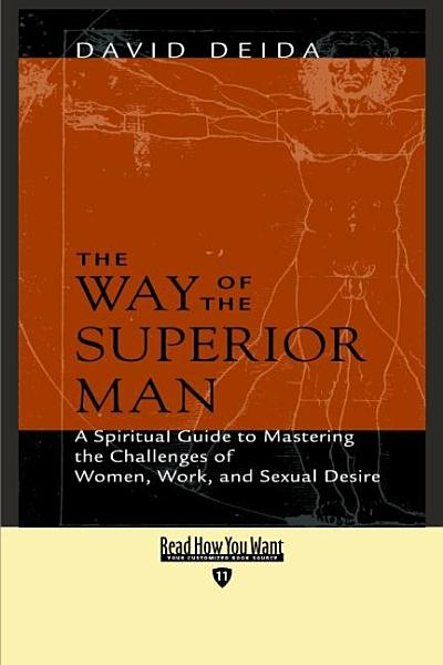 Download The Way of the Superior Man Book
