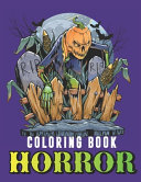 Horror Coloring Book