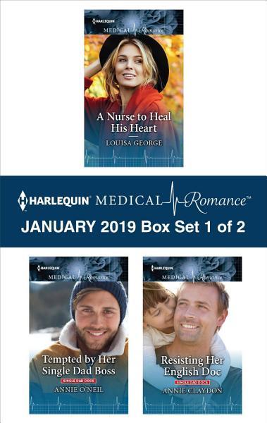 Download Harlequin Medical Romance January 2019   Box Set 1 of 2 Book