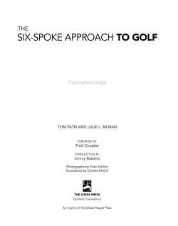 The Six Spoke Approach to Golf PDF