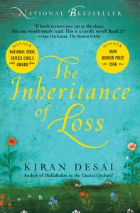 The Inheritance of Loss Book