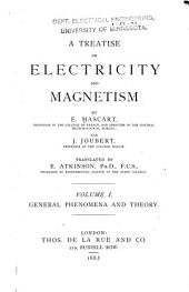 A Treatise on Electricity and Magnetism: Volume 1