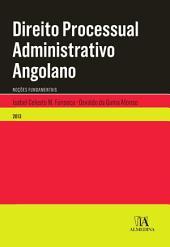 Direito Processual Administrativo Angolano
