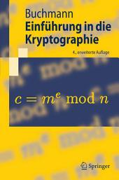 Einführung in die Kryptographie: Ausgabe 4