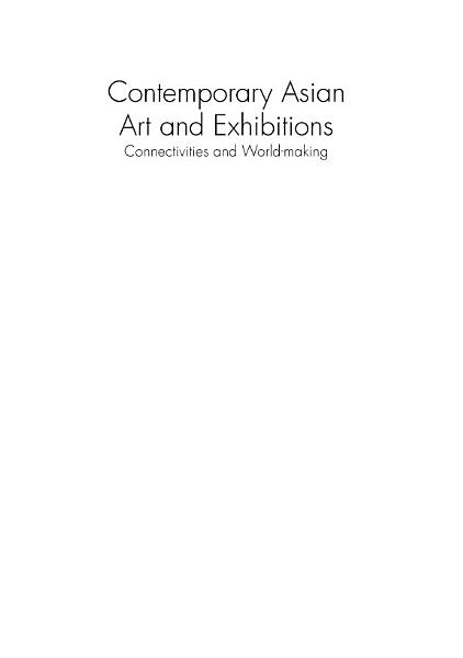 Download Contemporary Asian Art and Exhibitions Book