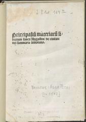 Ad Marcellinum: de civitate dei: contra paganos libri 22: opus dignissimum: humanarum divinarumque litterarum disciplinis clarissime refertum