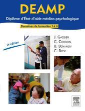 DEAMP: Diplôme d'État d'aide médico-psychologique, Édition 2