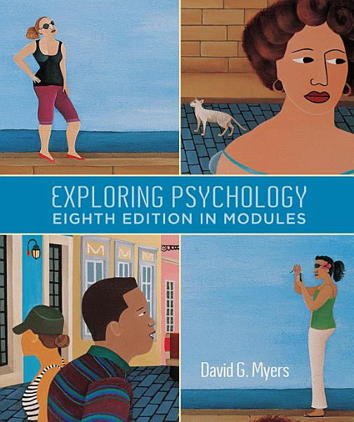 Psychology Eighth Edition In Modules