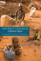 Poverty and the Church in Igboland  Nigeria PDF