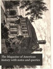 The Magazine of American History with Notes and Queries: Volume 8