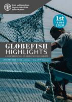 GLOBEFISH Highlights January 2020 ISSUE  with Jan      Sep  2019 Statistics PDF