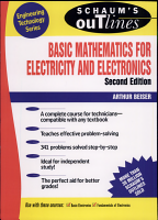 Schaum s Outline of Basic Mathematics for Electricity and Electronics PDF