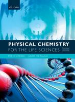 Physical Chemistry for the Life Sciences PDF