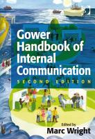 Gower Handbook of Internal Communication PDF