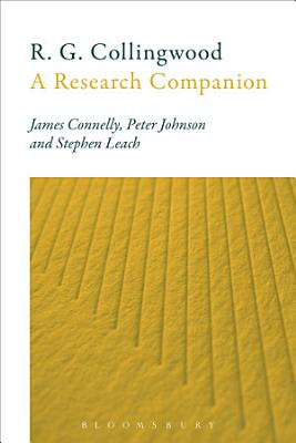 R  G  Collingwood  A Research Companion PDF