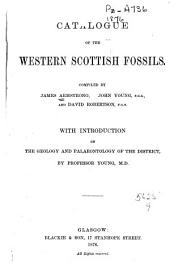 Catalogue of the Western Scottish Fossils