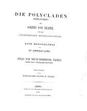 Fauna und Flora des Golfes von Neapel: und der angrenzenden Meeres-Abschnitte, Band 11,Ausgabe 2