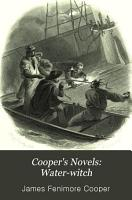 Cooper s Novels  Water witch PDF