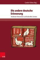 Die andere deutsche Erinnerung PDF