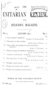 The Unitarian Review and Religious Magazine: Volume 11